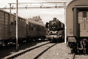 Steam engine by UdoChristmann