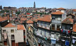 Porto view over the old town
