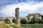 Bridge of Orthez ( new edit )