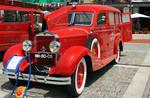 Cadillac firetruck