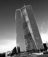 European Central Bank building by UdoChristmann