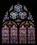 Cathedral of Bayeux - window (2)