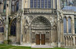 Cathedral of Bayeux - Gate (2)
