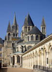 Caen - the Cathedral