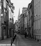 A street of Caen
