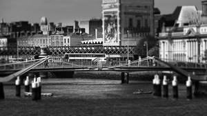 Bridges over the Liffey - Dublin ( 2 )