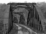 Former railway bridge - Loch Ken