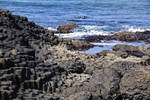 Detail view of the Giant Causeway