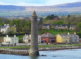 Lighthouse of Larne by UdoChristmann
