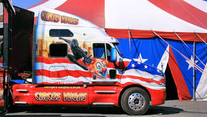 Circus Truck (new edit) by UdoChristmann