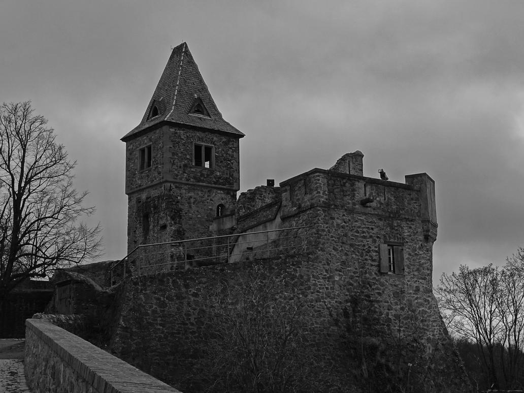Castle Frankenstein by UdoChristmann