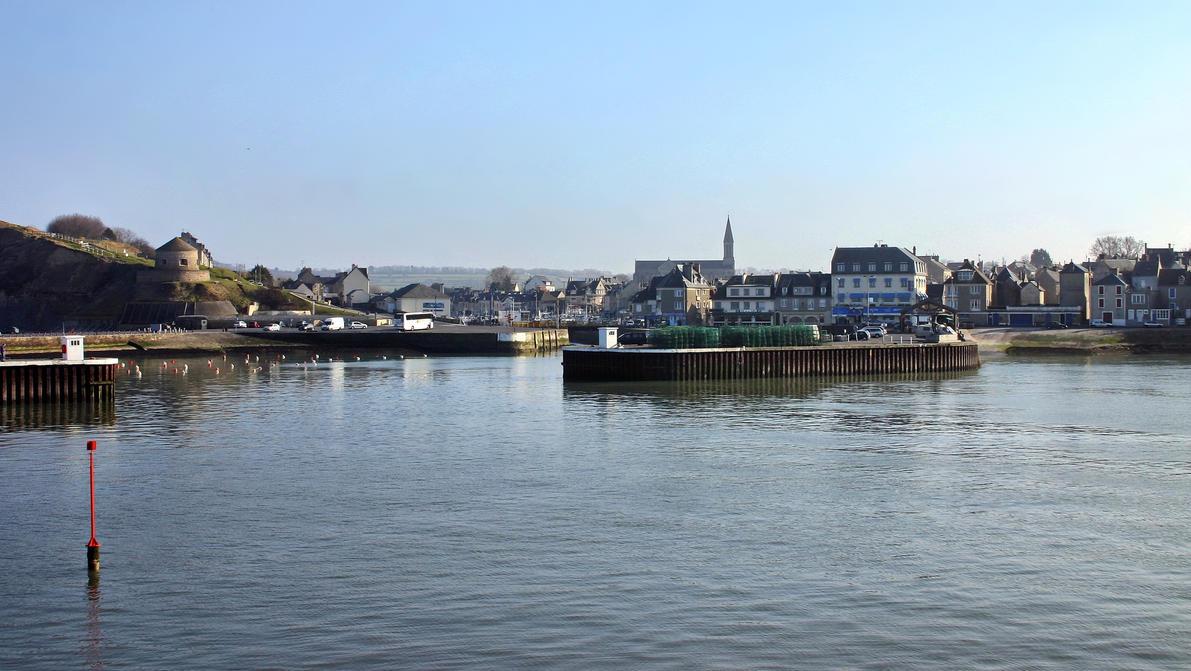Port-en-Bessin - Normandy - France by UdoChristmann