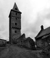 Gate tower castle Frankenstein by UdoChristmann
