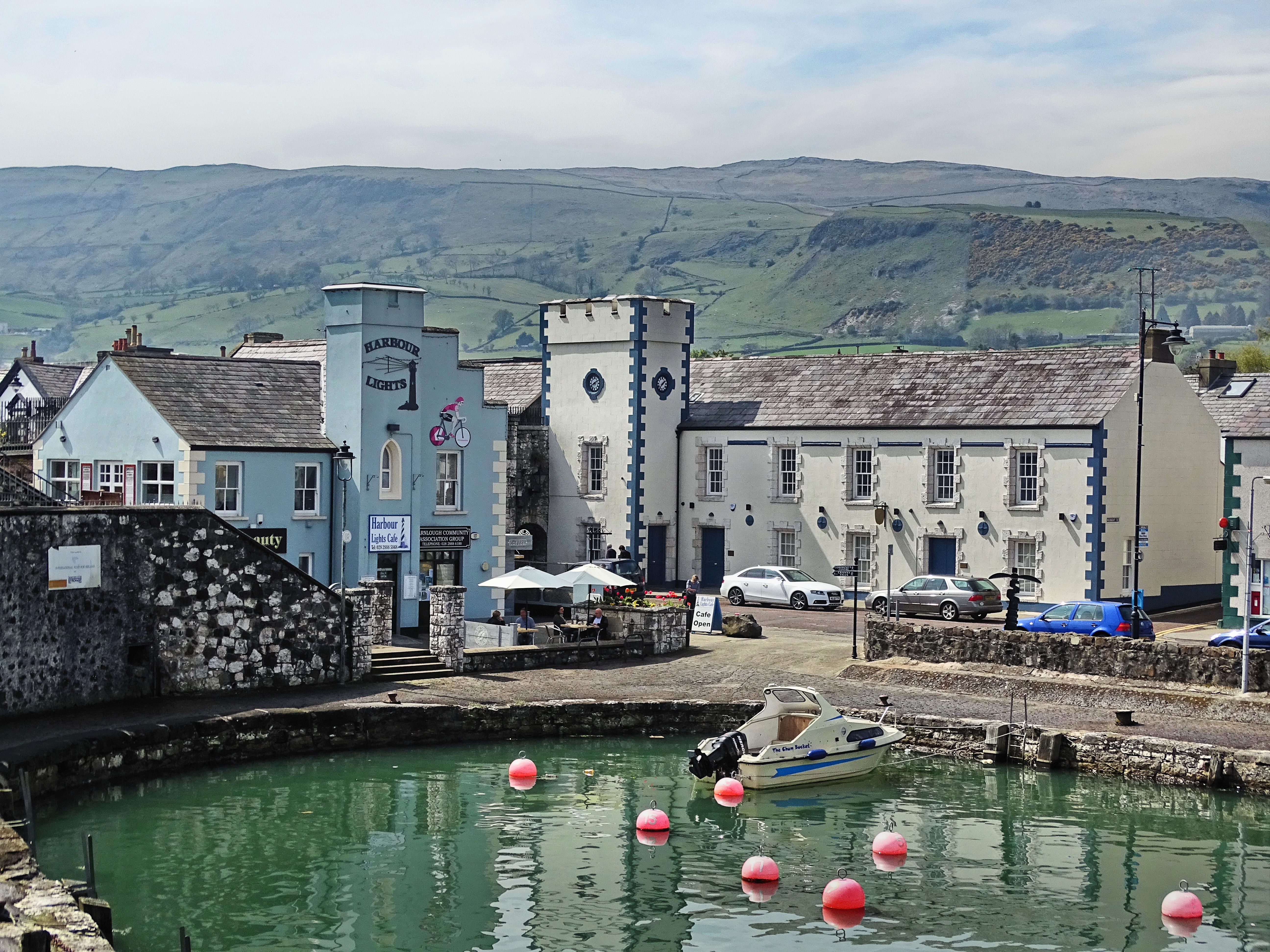 Carnlough - Northern Ireland by UdoChristmann
