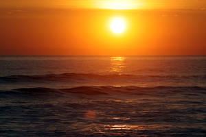 Near sundown by UdoChristmann