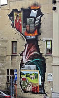 Graffiti by UdoChristmann