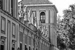 Palacio de San Telmo - detail