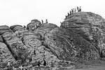 Haytor Rocks Dartmoor...