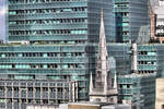 London City from -The Monument-