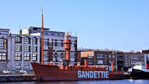Lightship by UdoChristmann