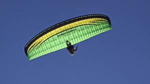 Paraglider by UdoChristmann