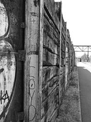 Wooden wall by UdoChristmann