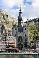 Cathedral of Dinant by UdoChristmann