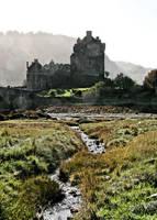 Eilean Donan Castle by UdoChristmann