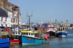 Fisherboats - Weymouth - UK