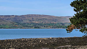 View over Carlingford Lough