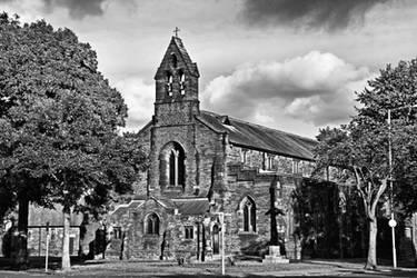 Old church Carlisle - UK by UdoChristmann