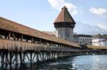 Wooden Bridge Luzern