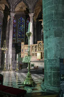 Altar - Cathedral of Dinant by UdoChristmann