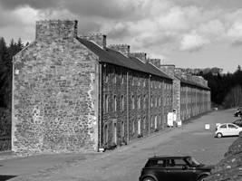 New Lanark - Scotland by UdoChristmann