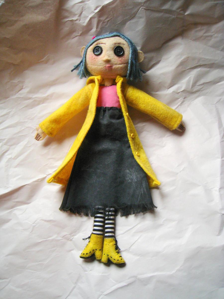 Кукла каролина своими руками