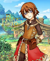 Raguna- Rune Factory Frontier by aiko-tan