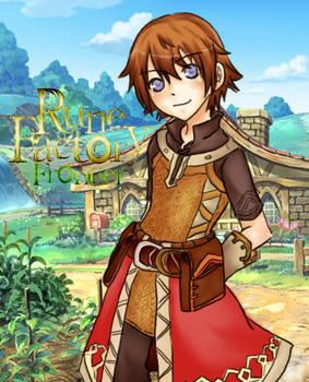 Raguna- Rune Factory Frontier
