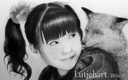 Yui Mizuno from Babymetal by LutjeHart
