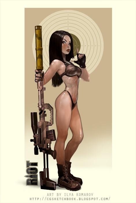 Snaip Girl by delowar