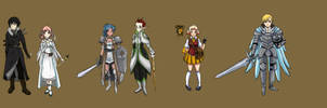 VN: Characters