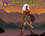 Amalgam Wonder Woman AKA Amazon