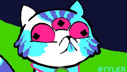 EXO-ALPHA STRAY CAT MORTY'S CAT (EDIT)