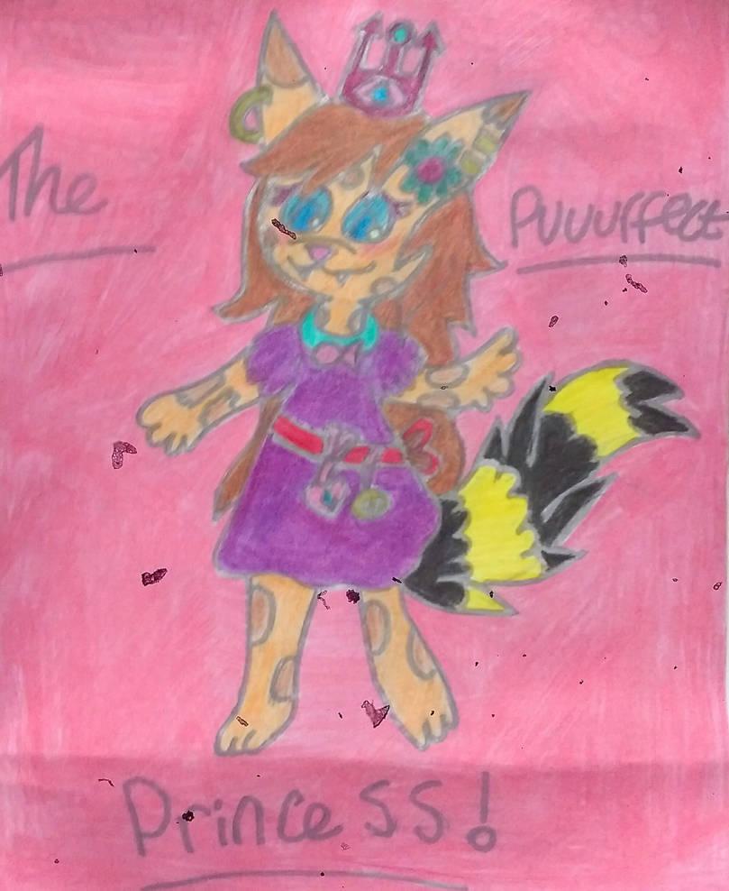 Feebee(The Puuurfect Princess)-#DAGettingStARTed