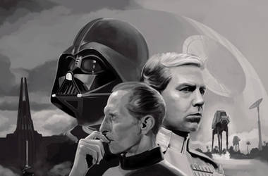 Heroes of the Empire: Rogue One by EricWeathers