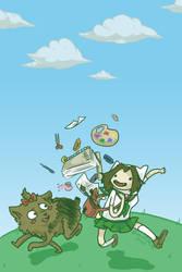 Adventure Time by Jutari