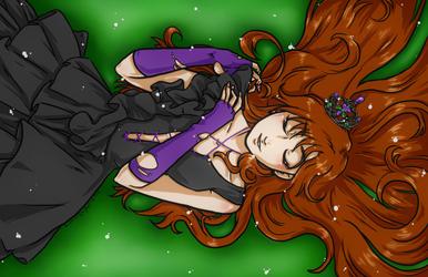 Sleeping Queen by Jutari