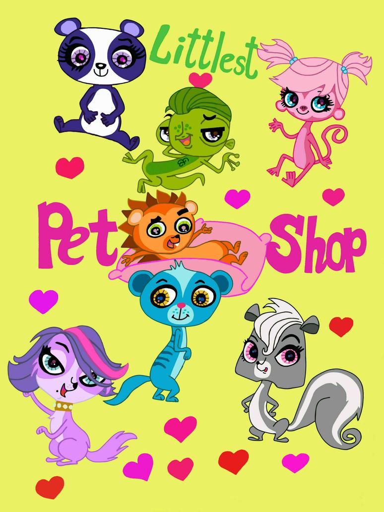 Littlest Pet Shop by Hedgehog-Russell