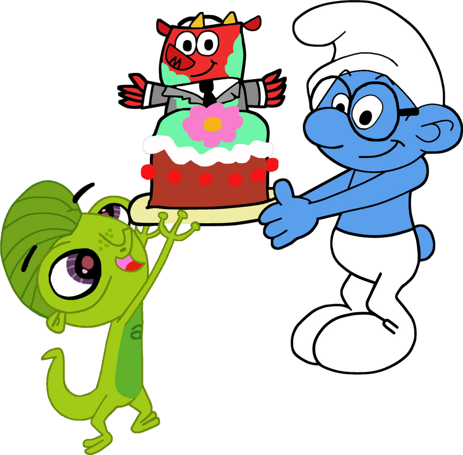 Happy Birthday, HeinousFlame!!! by Hedgehog-Russell