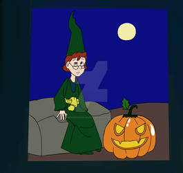 Presto's Halloween