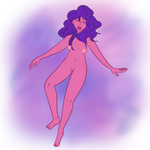 Galaxy Dive (NSFW Version) by Cartel-Pastel